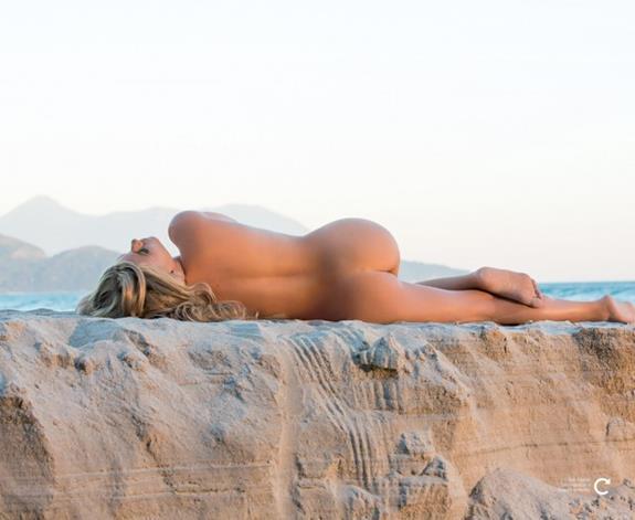 Marcela Pignatari nua linda mulher pelada na playboy